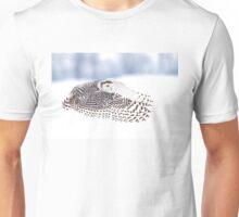 Wings - Snowy Owls Unisex T-Shirt