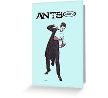 ants utopia Greeting Card