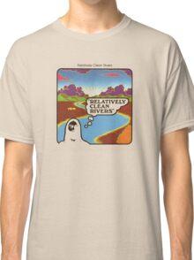 Relatively Clean Rivers - Relatively Clean Rivers Classic T-Shirt