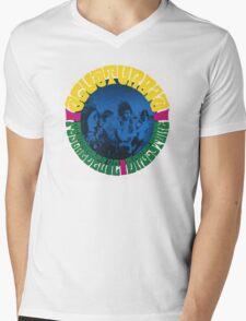 Aguaturbia- Psychedelic Drugstore Mens V-Neck T-Shirt