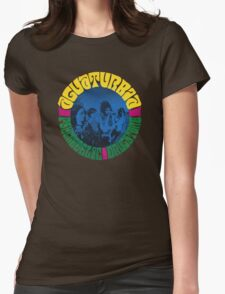 Aguaturbia- Psychedelic Drugstore Womens Fitted T-Shirt