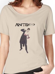 ants utopia Women's Relaxed Fit T-Shirt