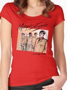 Marquis de Sade - Danzig Twist Women's Fitted Scoop T-Shirt