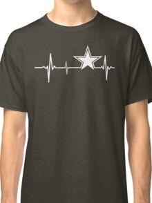 Dallas Cowboys Heartbeat Classic T-Shirt