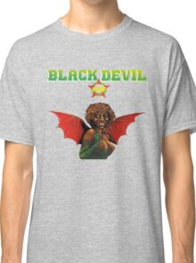 Bernard Fevre - Black Devil Disco Club Classic T-Shirt