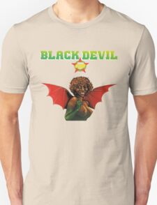 Bernard Fevre - Black Devil Disco Club Unisex T-Shirt