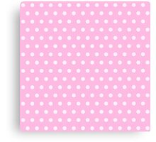 Playful dots Canvas Print