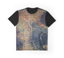 Folded Rock Graphic T-Shirt