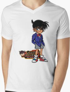 detective conan Mens V-Neck T-Shirt