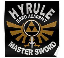 Hyrule academy Poster