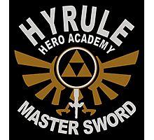 Hyrule academy Photographic Print