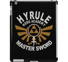 Hyrule academy iPad Case/Skin
