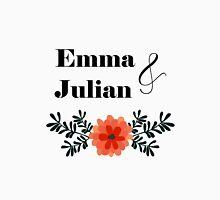Emma and Julian Unisex T-Shirt