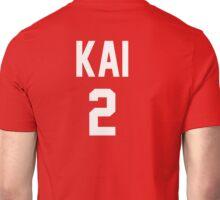 Haikyuu!! Jersey Kai number 2 (Nekoma) Unisex T-Shirt