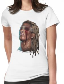 SLIME SEASON 3 (4K) Womens Fitted T-Shirt