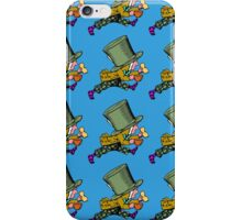 Madhatter iPhone Case/Skin