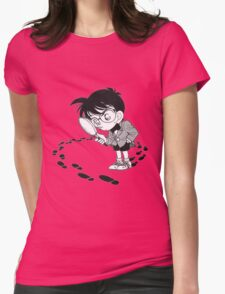 detective conan Womens Fitted T-Shirt