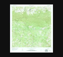 USGS TOPO Map Puerto Rico PR Florida 362110 1957 20000 Unisex T-Shirt