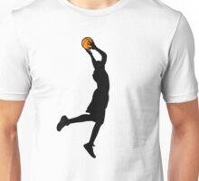 Basketball Player Unisex T-Shirt