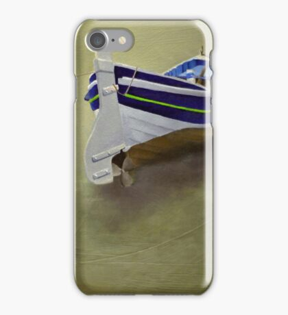 'Mizpah' in Staithes beck iPhone Case/Skin