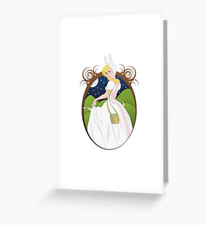 Fionna Greeting Card