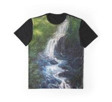 Torc waterfal Graphic T-Shirt
