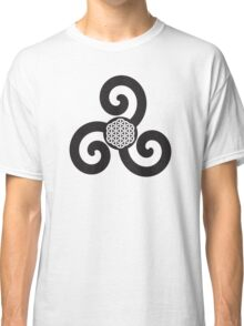 Sacred Geometry: Flower of Life XI Classic T-Shirt