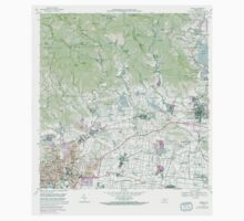 USGS TOPO Map Puerto Rico PR Ponce 362200 1970 20000 One Piece - Short Sleeve