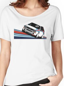 1992 Rally Race Car Women's Relaxed Fit T-Shirt