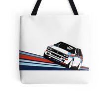 1992 Rally Race Car Tote Bag