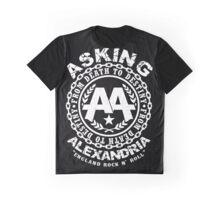 Asking Alexandria rock n roll Graphic T-Shirt