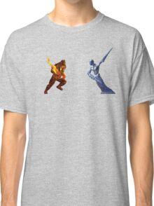 Fire & Ice Demons Classic T-Shirt