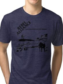 How Could Hoth Be Any Worse? Tri-blend T-Shirt