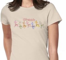 Girabbit - Crossing Multi Womens Fitted T-Shirt