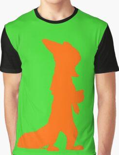 Nick Wilde Zootopia Graphic T-Shirt