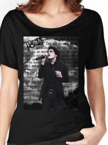 Gerard Way, Disenchanted Women's Relaxed Fit T-Shirt