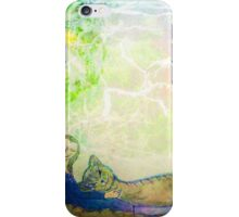 Windy out in the mountian iPhone Case/Skin