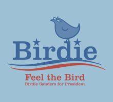 Feel the Bird Kids Tee