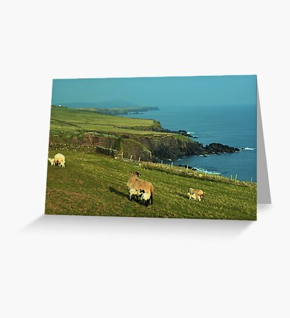 Dingle Peninsula Greeting Card