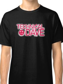 Technical Dave Logo Classic T-Shirt