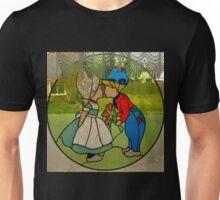 Dutch Kissing Tulip Couple Unisex T-Shirt