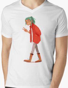 Alex Mens V-Neck T-Shirt