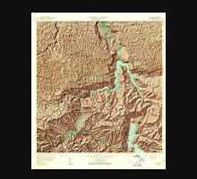 USGS TOPO Map Puerto Rico PR Utuado 362280 1957 20000 Unisex T-Shirt