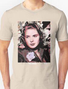 Ingrid (Bergman). T-Shirt