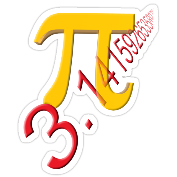 Pi by Carol and Mike Werner