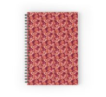 Steaks A Plenty (Red) Spiral Notebook