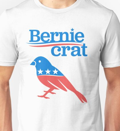 Berniecrat Unisex T-Shirt