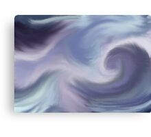 Blurred colored texture background. Canvas Print