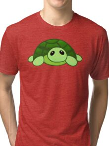 Kenny - the baby tortoise Tri-blend T-Shirt