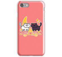 Neko Atsume / Sailor Moon iPhone Case/Skin